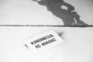 Kindness can change